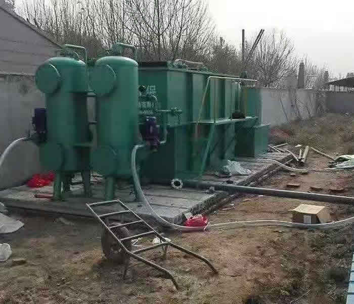 屠宰污水处理案例